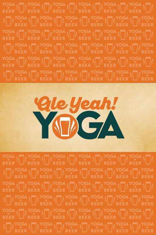Ale Yeah Yoga