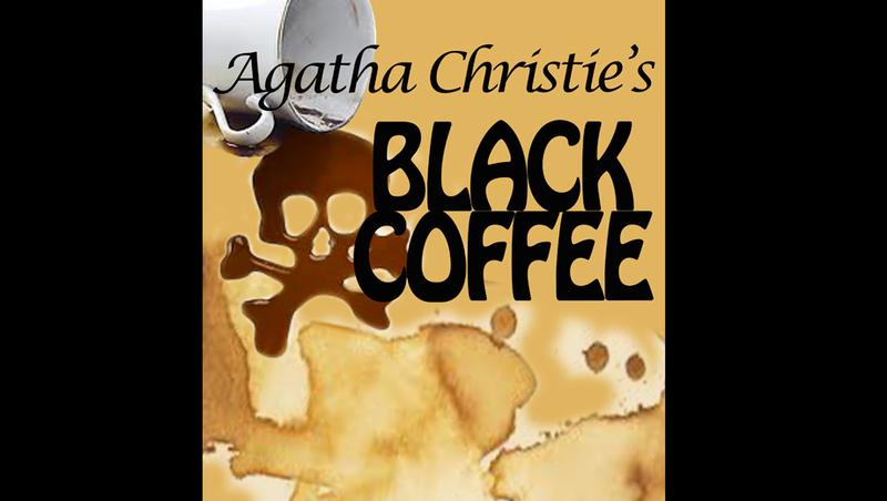"Agatha Christie's ""Black Coffee"" at All An Act Theatre"