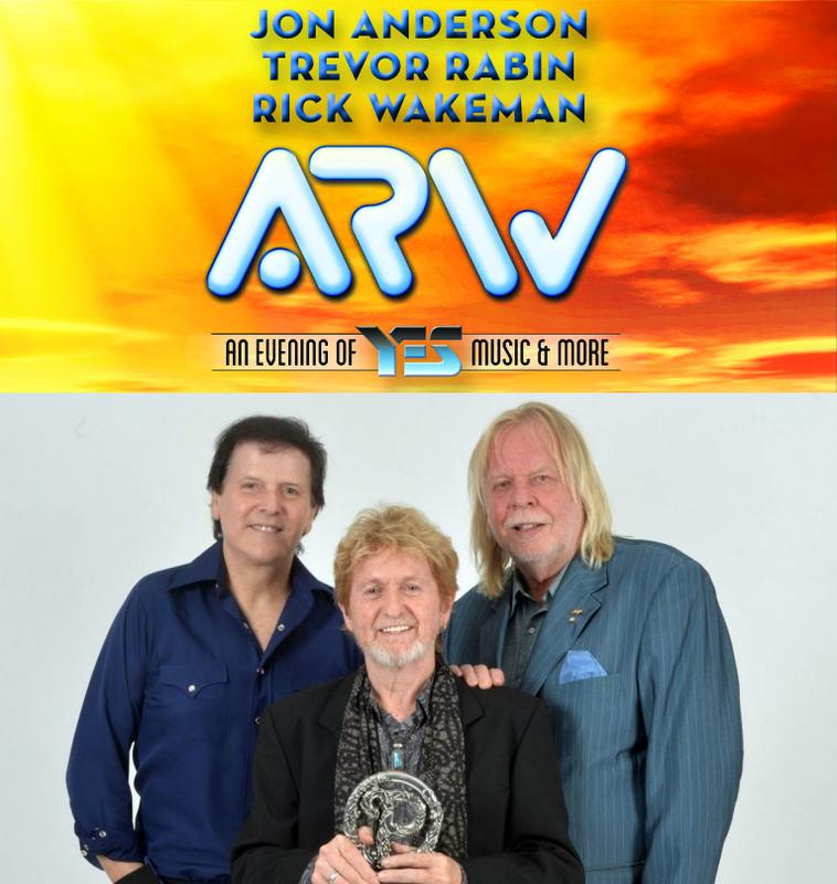 ARW - An Evening of YES Music & More!