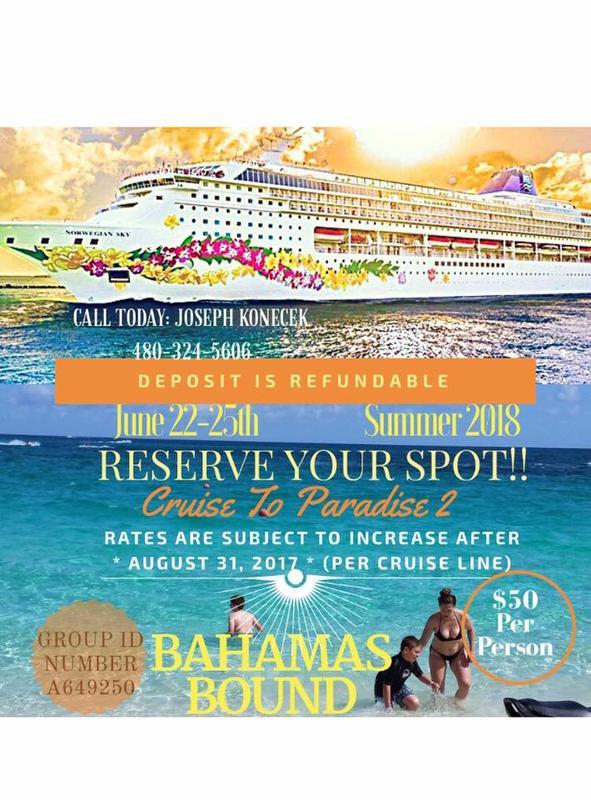 Cruise To Paradise 2