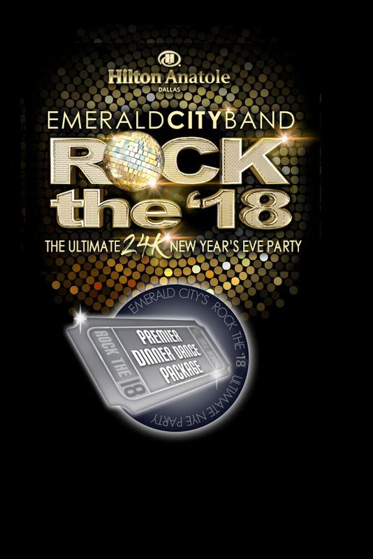 Rock the 19 Premiere Dinner Dance