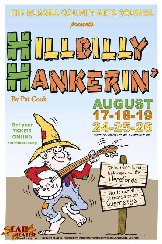 HILLBILLY HANKERIN'