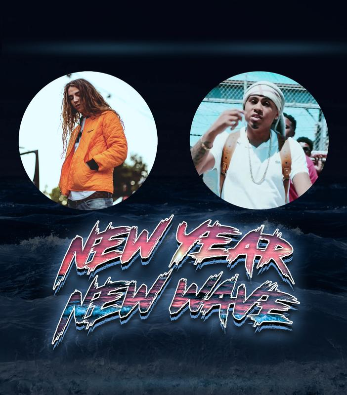Yung Pinch & Lil Pete: New Year/New Wave