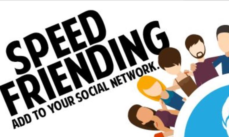 Speed Friending (includes entry to after party)