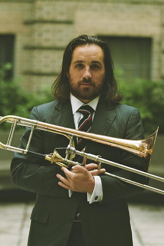 William Lang • Trombonist