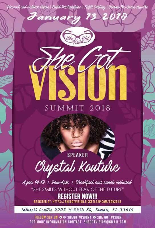 She Got Vision Summit 2018