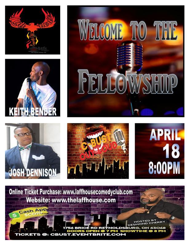 WELCOME TO THE FELLOWSHIP Apri; 18