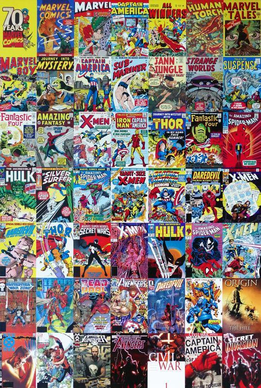 Comic Book Fight Club (6th-12th Grade)