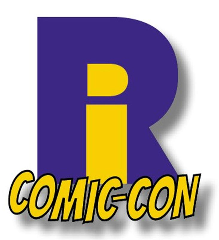 Rhode Island Comic Con Exclusives and More