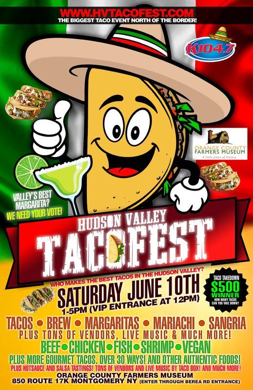 Hudson Valley Taco Fest