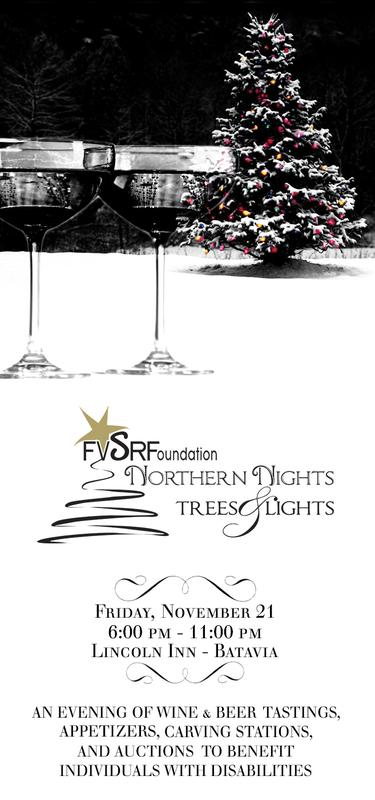FVSRFoundation Northern Nights, Trees and Lights