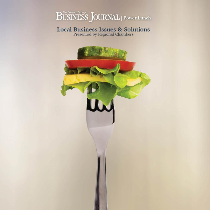 Power Lunch: Local Business Issues & Solutions