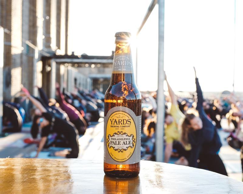 honeygrow Pop-Up Yoga: Yards Brewery (21+)