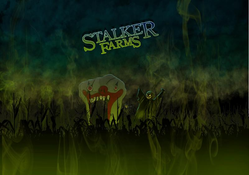 Stalker Farms Haunted Attractions 2014