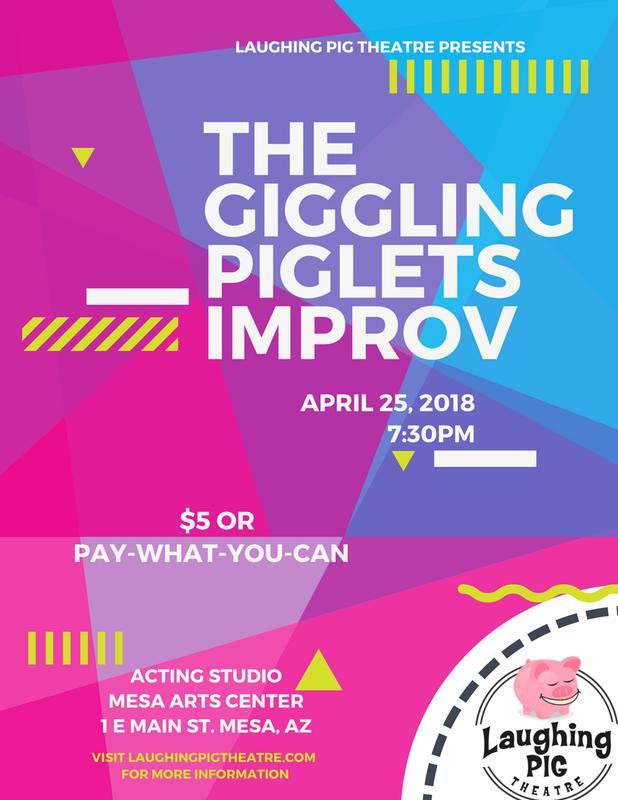 Giggling Piglets Improv