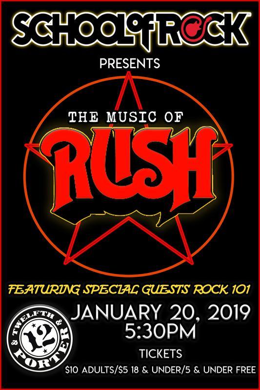 MUSIC OF RUSH