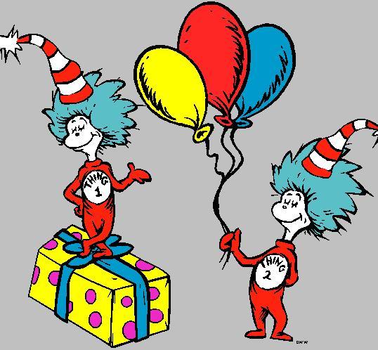 Read Across America - Dr. Seuss Day Celebration