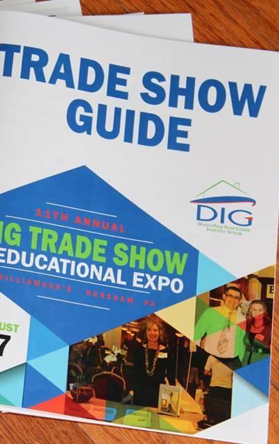2018 DIG Trade Show *Vendor Members Only