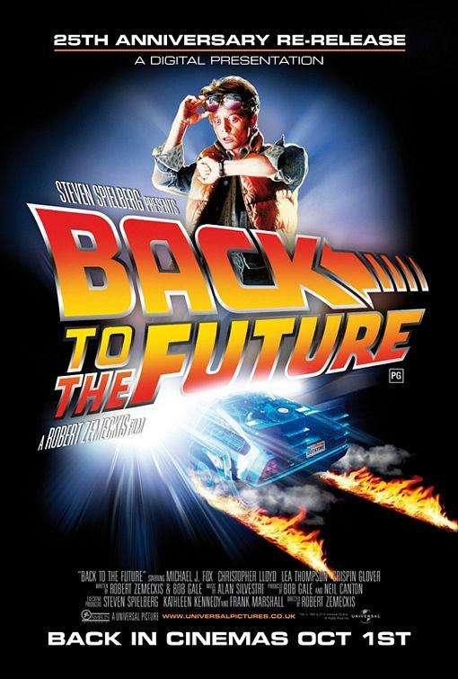 Back to the Future & Halloween Kills & & Candyman