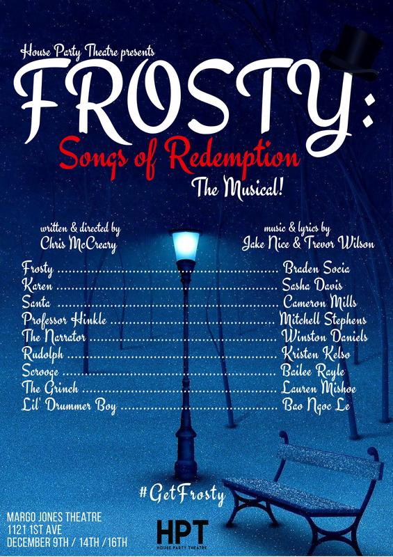 Frosty: Songs of Redemption