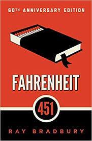 Teen Book Club - Fahrenheit 451 by Ray Bradbury