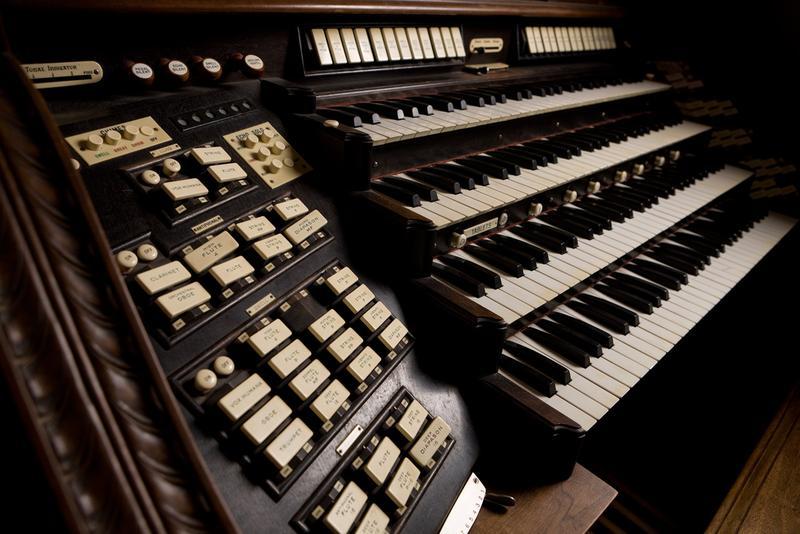 Tour: Reynolda's Symphonic Aeolian Organ