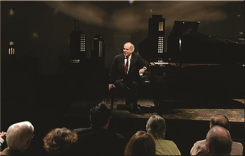 Richard Glazier, Pianist