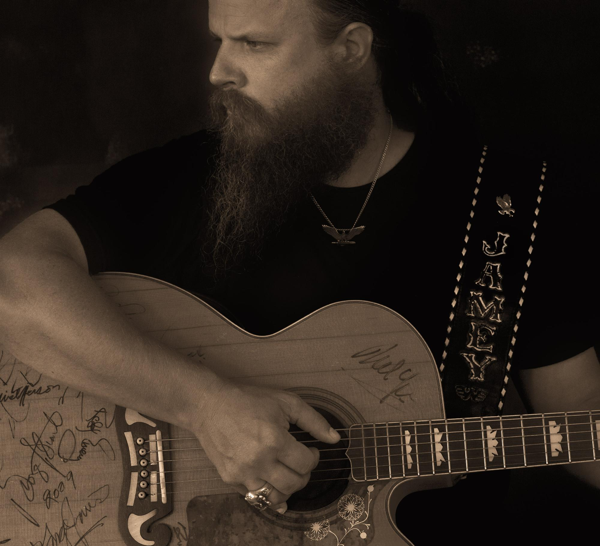 Jamey Johnson with Ray Scott Tickets in Roanoke Rapids NC United