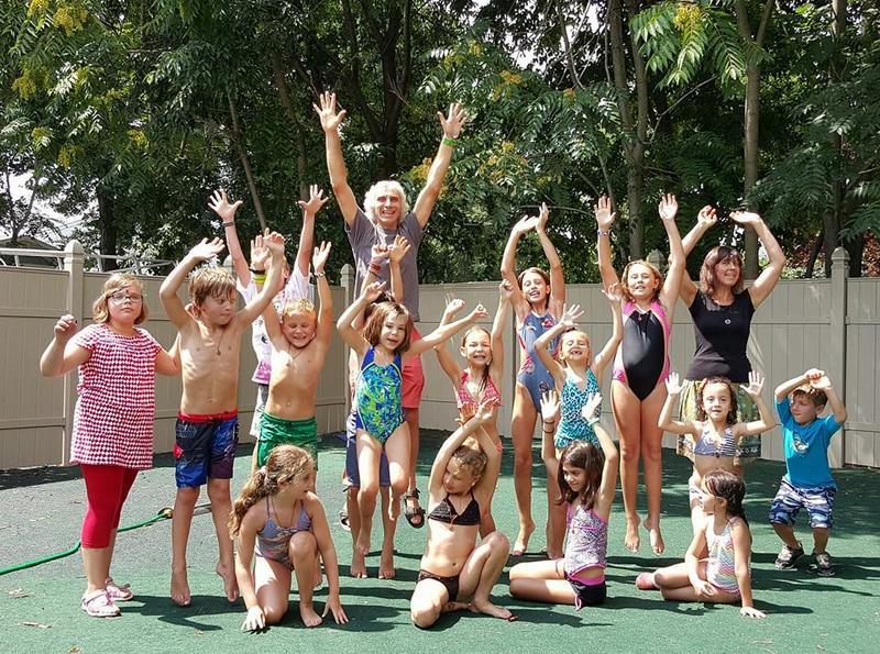 Summer Art Camp Fairy Tails Week #4