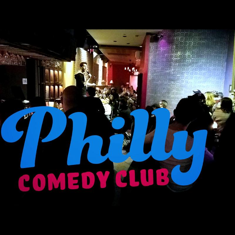 Free Philly Comedy Club Tickets