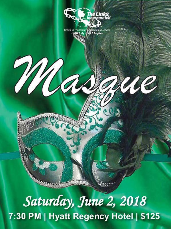 Masque: Bold City 25th Anniversary Celebration