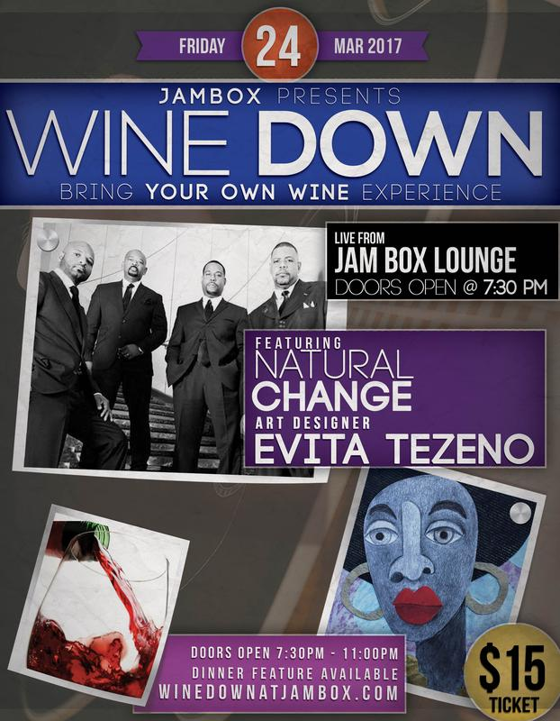 Wine Down Friday March 24