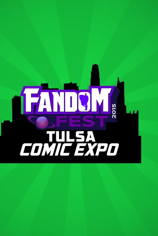 Tulsa Comic Expo Photo Ops 2015