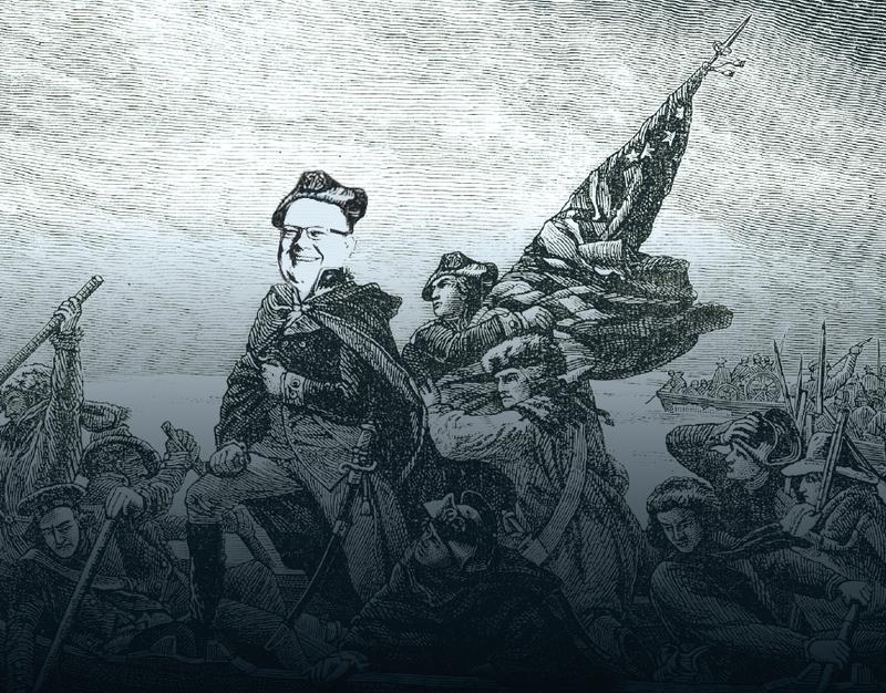 Kehoe's Crossing of the Delaware (Ave.)