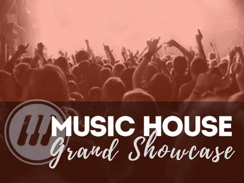 MUSIC HOUSE SUMMER HOLIDAY SHOWCASE