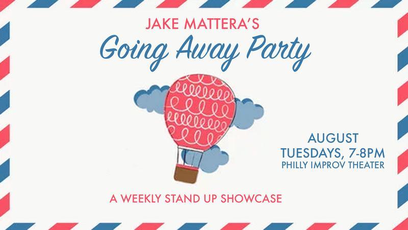 Jake Mattera's Going Away Party