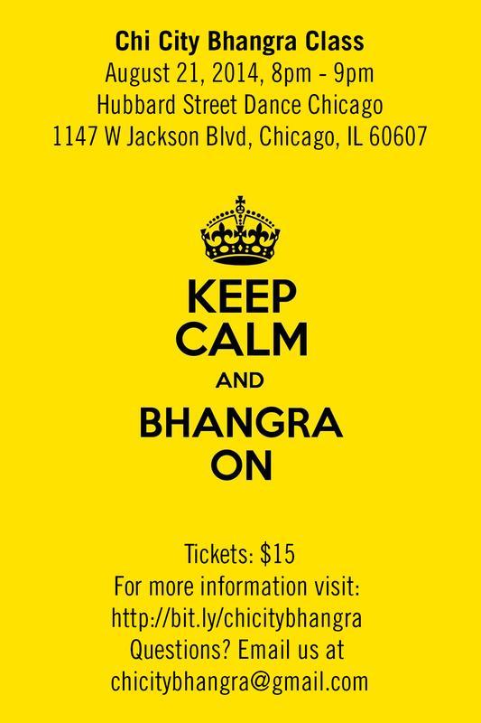 Chi City Bhangra Class