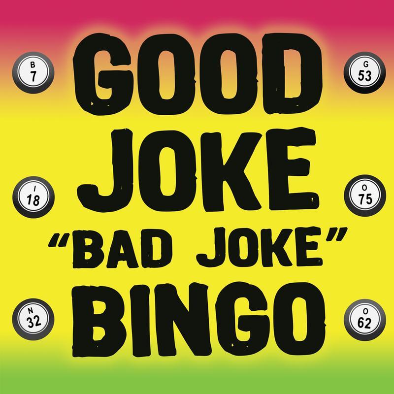 Good Joke / Bad Joke Bingo
