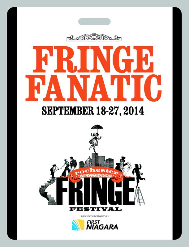 Fringe Fanatic Pass