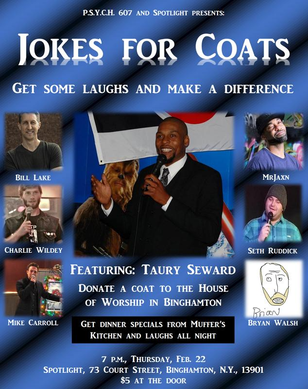 Jokes for Coats