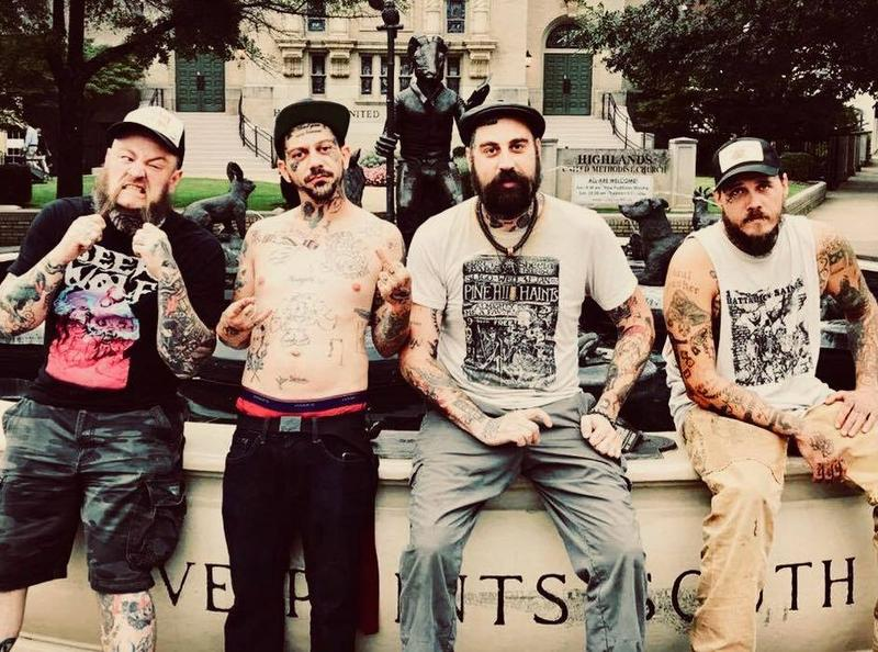The Goddamn Gallows, Koffin Kats, and Against The Grain LIVE at The Elbow