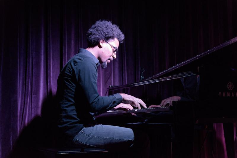 BLU Jazz Jam w/ Theron Brown