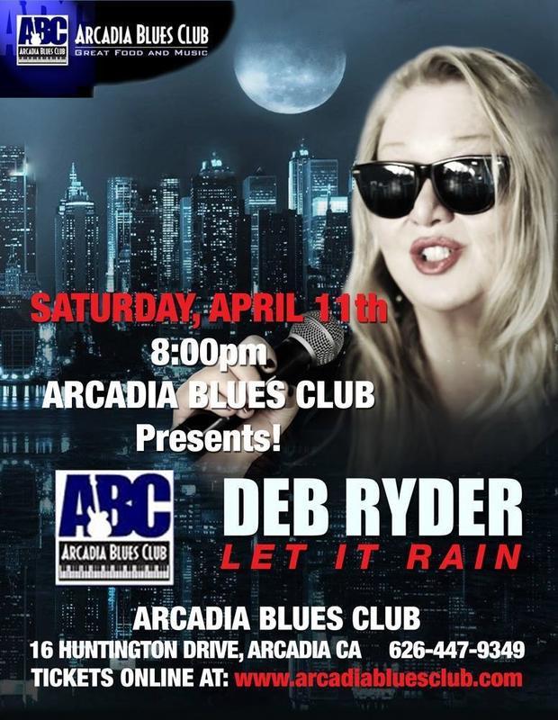 Deb Ryder 4-11-2015 ABC