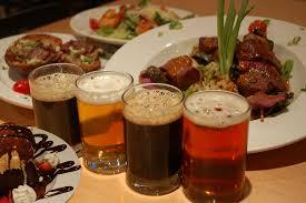 BEER DINNER AT 75 ON COURTHOUSE SQUARE