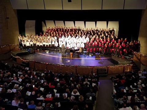 Crimson Choirs - Spring Concert