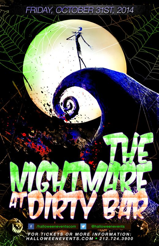 The Nightmare at Dirty Bar