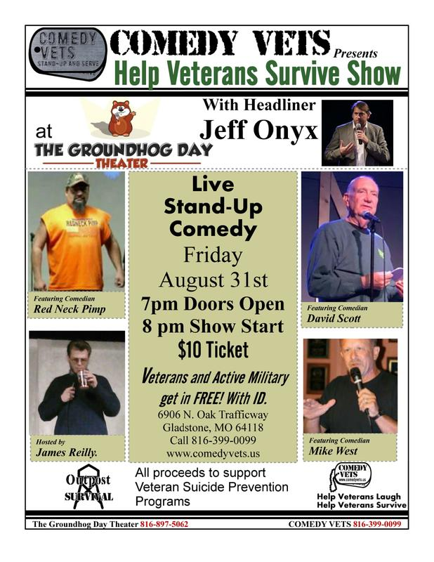 Help Veterans Survive Show