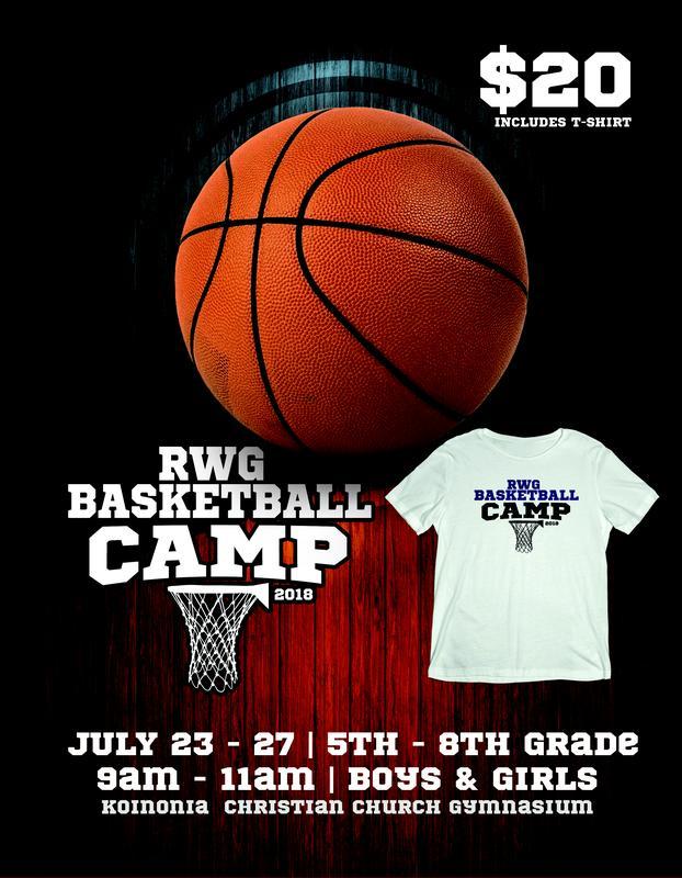 RWG Basketball Camp