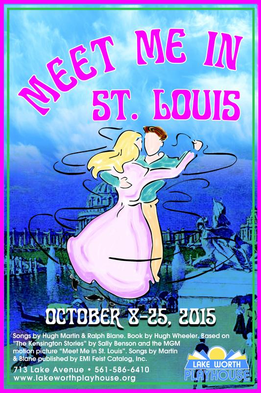 MEET ME IN ST. LOUIS - OPENING NIGHT