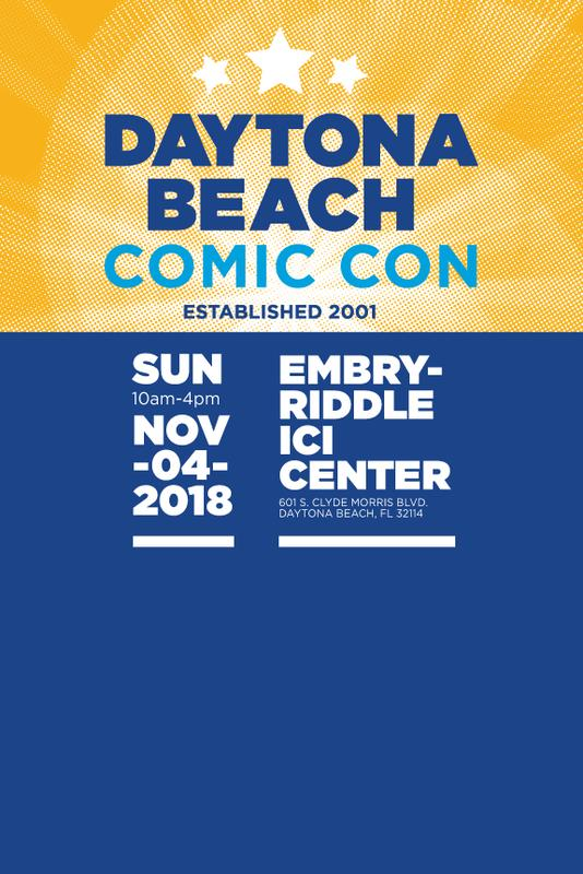 Daytona Beach Comic Con